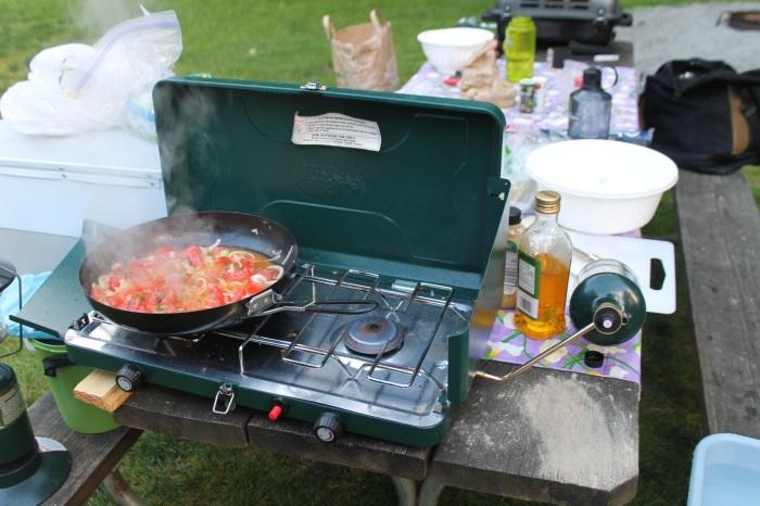 tarragon shrimp & mussels // kitschandcamera.com