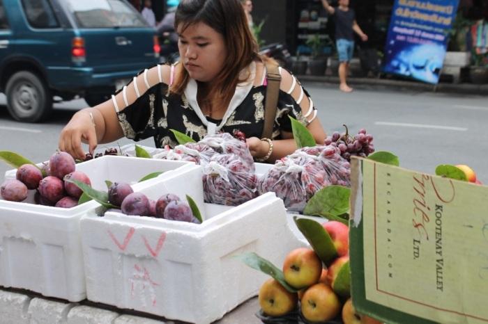 bangkok street food // kitschandcamera.com