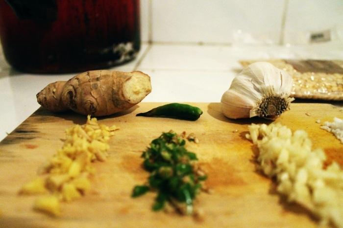 eggplant curry // kitschandcamera.com