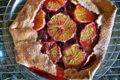davidson plum pie, spelt flour // kitschandcamera.com